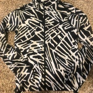 Patterned Nike Pouch Jacket